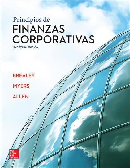 PRINCIPIOS DE FINANZAS CORPORATIVAS 11ª ED. 2015
