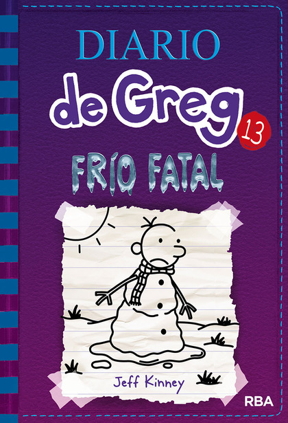 DIARIO DE GREG 13 FRIO FATAL