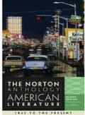 NORTON ANTHOLOGY AMERICAN LITERATURE VOL.C+D+E 8ª EDIC.