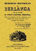 MEMORIAS HISTÓRICAS DE BERLANGA