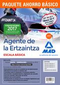 VENTA ANTICIPADA PAQUETE AHORRO BÁSICO AGENTES DE LA ERTZAINTZA ESCALA BÁSICA. A