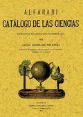 ALFARABI. CATALOGO DE LAS CIENCIAS.