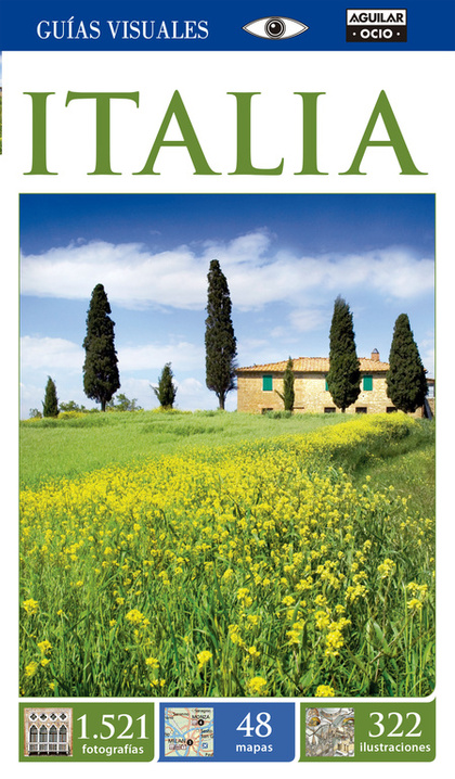 ITALIA (GUÍAS VISUALES 2015).
