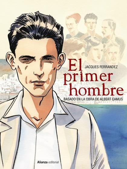EL PRIMER HOMBRE [CÓMIC].