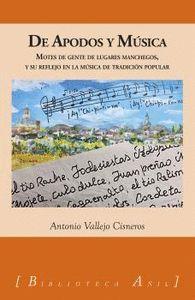 DE APODOS Y MÚSICA. MOTES DE GENTE DE LUGARES MANCHEGOS Y SU REFLEJO EN LA MUSICA POPULAR