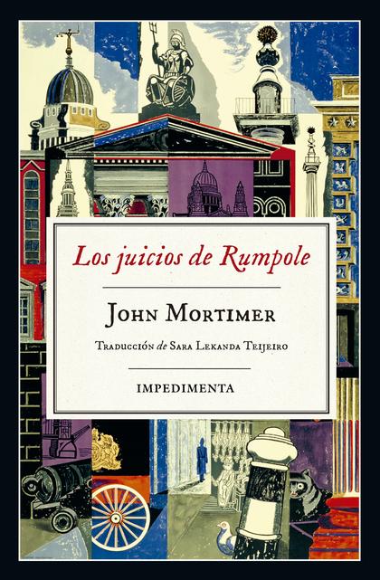 LOS JUICIOS DE RUMPOLE. THE TRIALS OF RUMPOLE