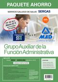 VENTA ANTICIPADA PAQUETE AHORRO AUXILIAR DE LA FUNCIÓN ADMINISTRATIVA DEL SERVIC