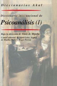 DICCIONARIO INTERNACIONAL DE PSICOANÁLISIS
