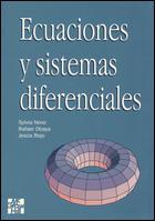 ECUACIONES Y SISTEMAS DIFERENCIALES
