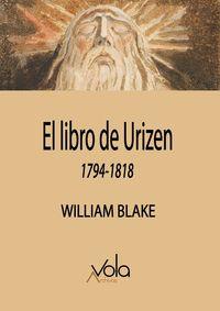 EL LIBRO DE URIZEN