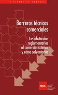 BARRERAS TÉCNICAS COMERCIALES. CUADERNO BÁSICO