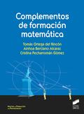 COMPLEMENTOS DE FORMACIÓN MATEMÁTICA.