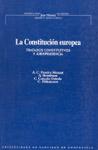 LA CONSTITUCIÓN EUROPEA, SELECCIÓN DE JURISPRUDENCIA Y TRATADOS CONSTI