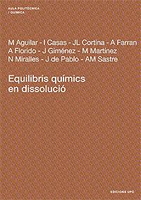 EQUILIBRIS QUÍMICS EN DISSOLUCIÓ