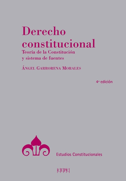 DERECHO CONSTITUCIONAL 2020..