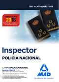 TEST Y CASOS PRACTICOS INSPECTOR POLICIA NACIONAL.