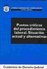 PUNTOS CRÍTICOS DEL PROCEDIMIENTO LABORAL