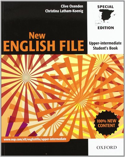 NEW ENGLISH FILE UPPERINTERMEDIATE PACK