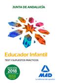 EDUCADORES INFANTILES. PERSONAL LABORAL DE LA JUNTA DE ANDALUCÍA. TEST Y SUPUEST