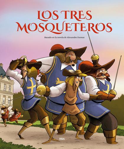 LOS TRES MOSQUETEROS (ÁLBUM).