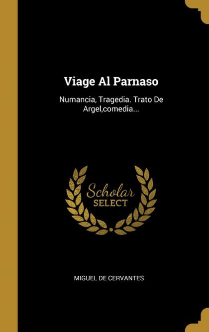 VIAGE AL PARNASO