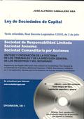 LEY DE SOCIEDADES DE CAPITAL. TEXTO REFUNDIDO, REAL DECRETO LEGISLATIVO 1/2010, DE 2 DE JULIO.