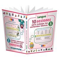 10 SESIONES PARA TRABAJAR LOS CONTENIDOS BASICOS 5.