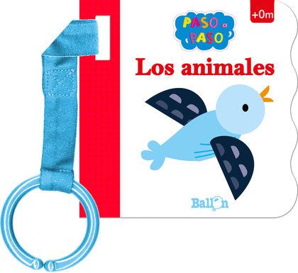 LOS ANIMALES - COCHECITO PASO A PASO