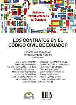 LOS CONTRATOS EN EL CÓDIGO CIVIL DE ECUADOR.