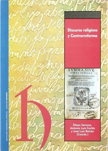 DISCURSO RELIGIOSO Y CONTRARREFORMA