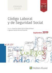 CODIGO LABORAL Y DE SEGURIDAD SOCIAL 2019.