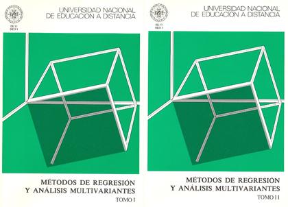 REF 08511UD0 METODOS REGRESION ANALISIS MIULTIVARIANT