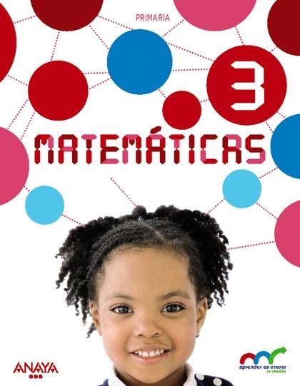 MATEMÁTICAS 3. (CON RESOLUCIÓN DE PROBLEMAS 3).