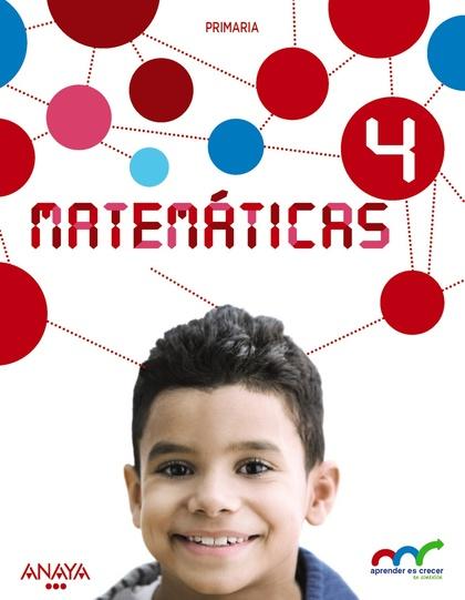 MATEMÁTICAS 4. (CON RESOLUCIÓN DE PROBLEMAS 4).