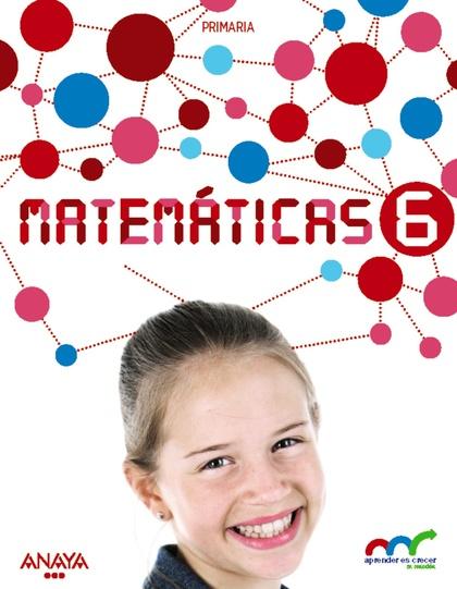 MATEMÁTICAS 6. (CON RESOLUCIÓN DE PROBLEMAS 6).
