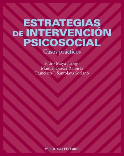 Estrategias de intervención psicosocial