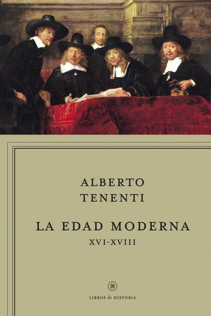 LA EDAD MODERNA XVI-XVIII.