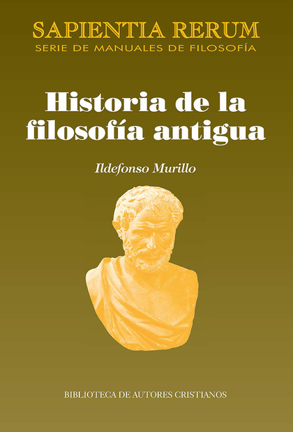 HISTORIA DE LA FILOSOFIA ANTIGUA