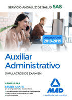 AUXILIAR ADMINISTRATIVO 2018 SAS SERVICIO ANDALUZ SALUD.