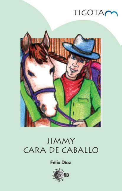 JIMMY CARA DE CABALLO