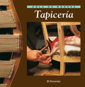TAPICERIA AULA DE MADERA