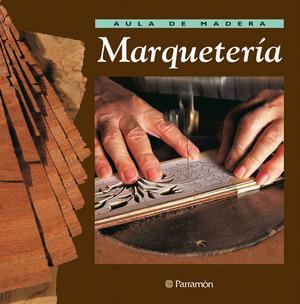 MARQUETERIA AULA DE MADERA