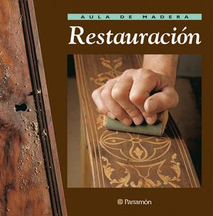 RESTAURACION AULA DE MADERA