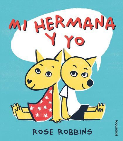 MI HERMANA Y YO INFJUV21