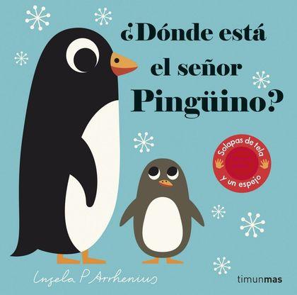 ¿DONDE ESTA EL SEÑOR PINGUINO? TEXTURAS