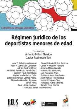 RÉGIMEN JURÍDICO DE LOS DEPORTISTAS MENORES DE EDAD
