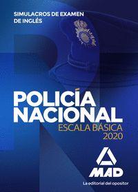 POLICIA NACIONAL ESCALA BASICA INGLES