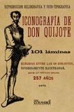ICONOGRAFIA DE DON QUIJOTE