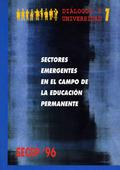 SECTORES EMERGENTES EN EL CAMPO DE LA EDUCACIÓN PERMANENTE