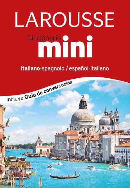 DICCIONARIO MINI ESPAÑOL-ITALIANO, ITALIANO-SPAGNOLO